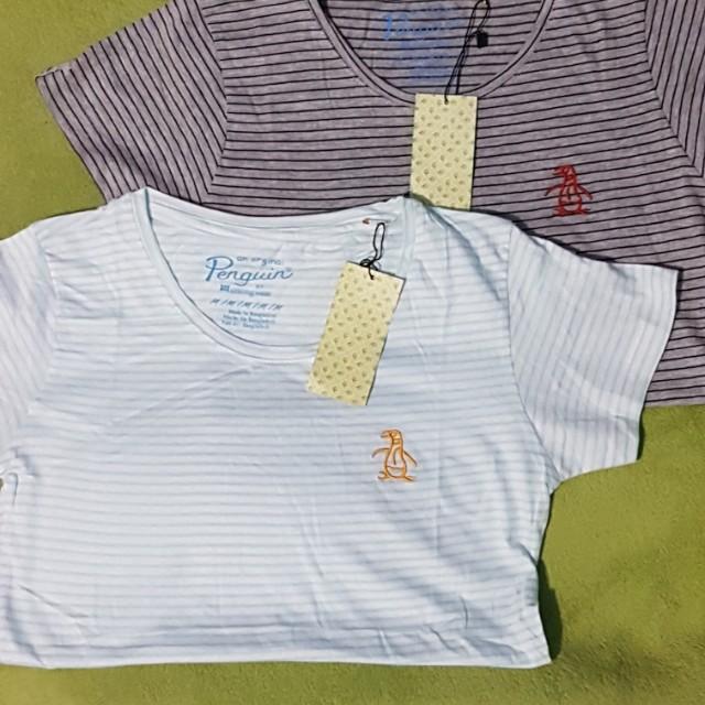 Penguin Ladies Tshirt