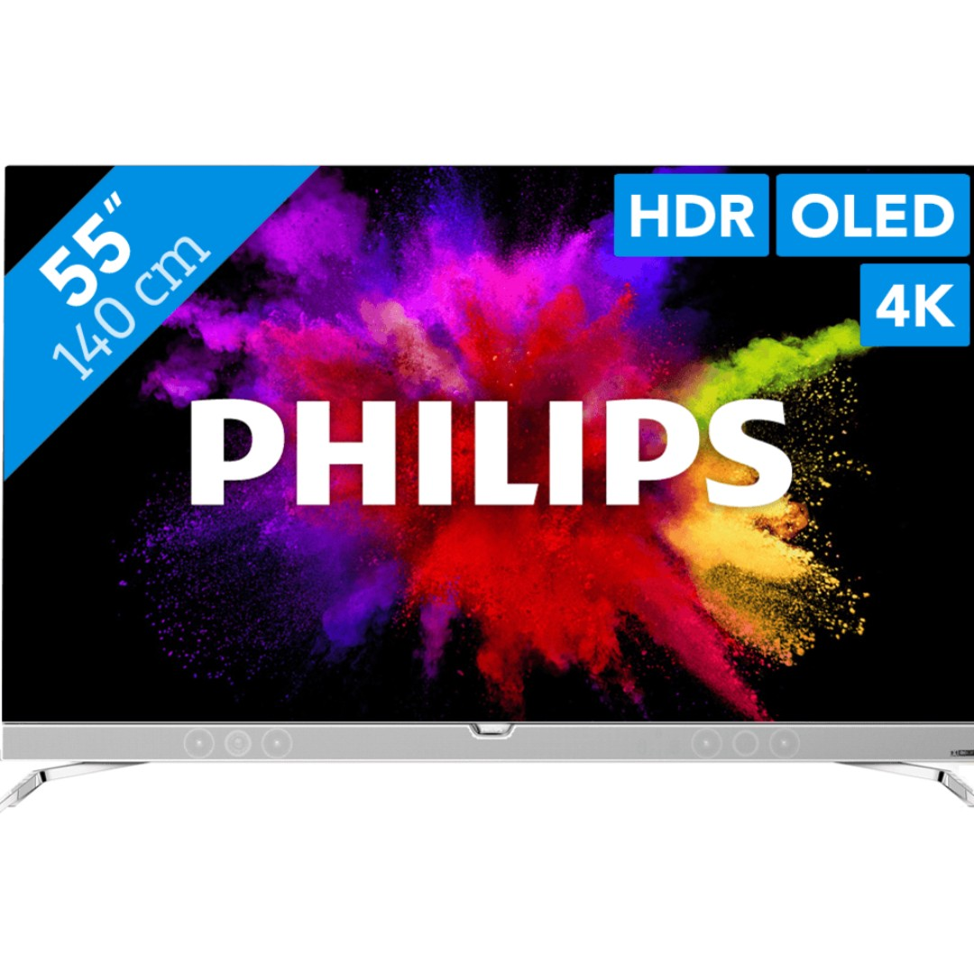 PHILIPS 4K 55IN RAZOR SLIM OLED TV   55POS901F, Home Appliances, TVs ... ee8871305afd