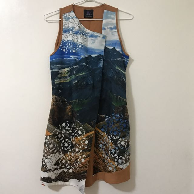 Plains&prints Dress