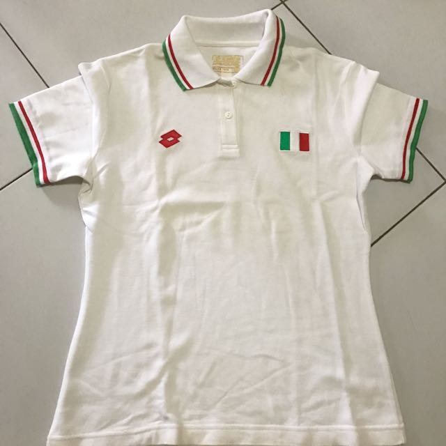 Polo Shirt Original Lotto