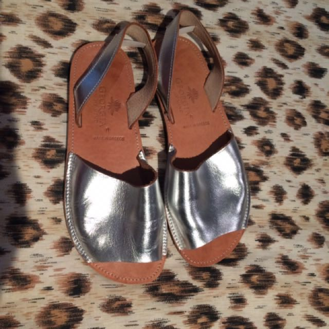 PRICE DROP Genuine leather sandals RRP $149