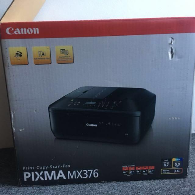 Printer/Fax CANON PIXMAMX376
