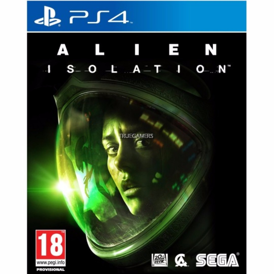 PS4 ALIEN ISOLATION-ALL