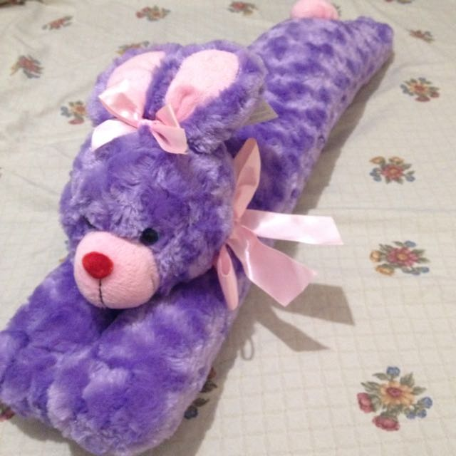 Purple Stuff Toy