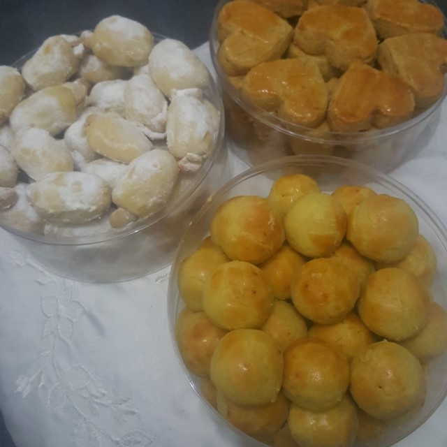 Ready for order cookies and cake of christmas by gojeg..