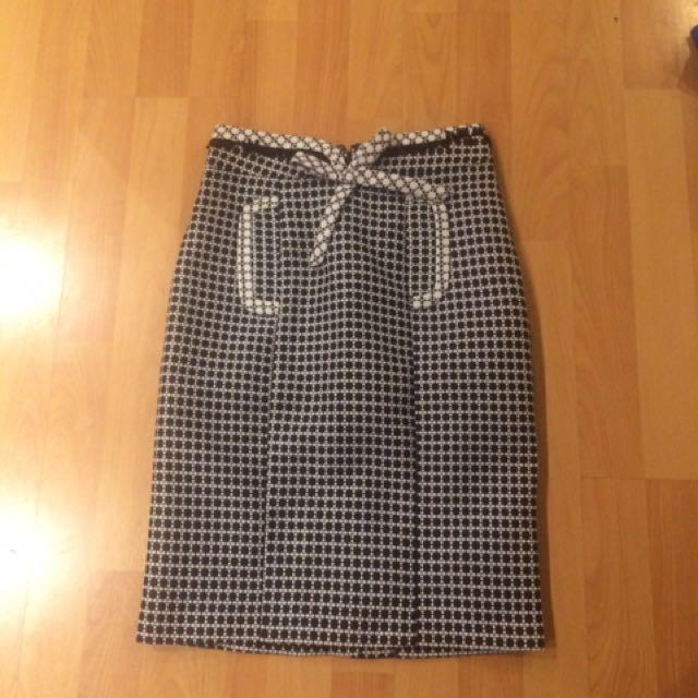 Review Vintage Pencil Skirt