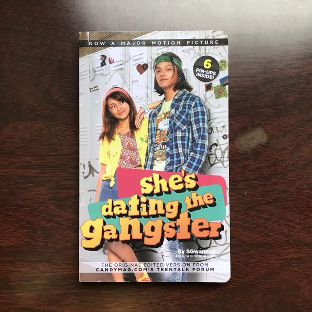 Shes dating the gangster ebook tagalog version