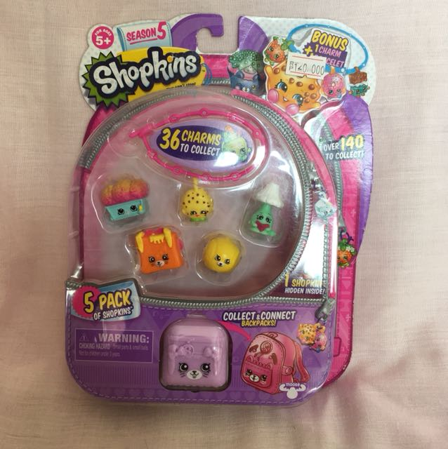 Shopkins Season 5 7197387699