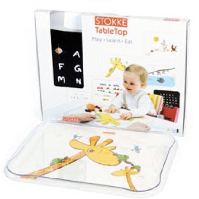 Stokke Table Top, Babies & Kids, Nursing & Feeding on Carousell