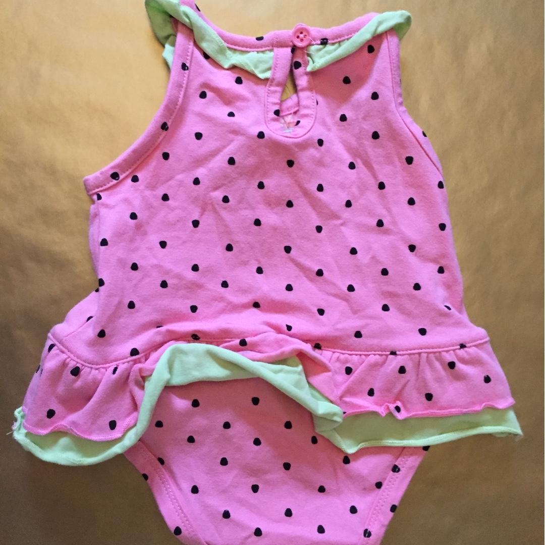 Strawberry Inspired Bodysuits