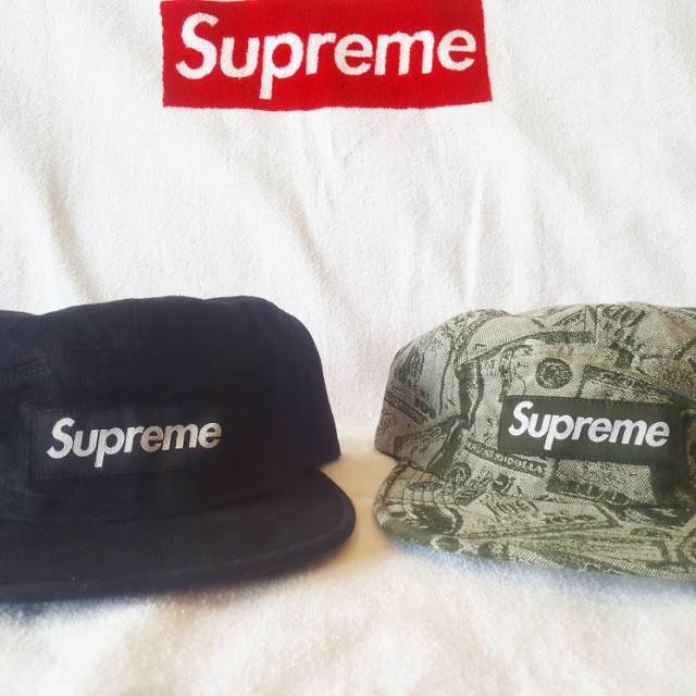 Supreme Dollar Cap