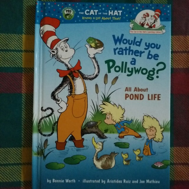 The Cat in the Hat Learning Library