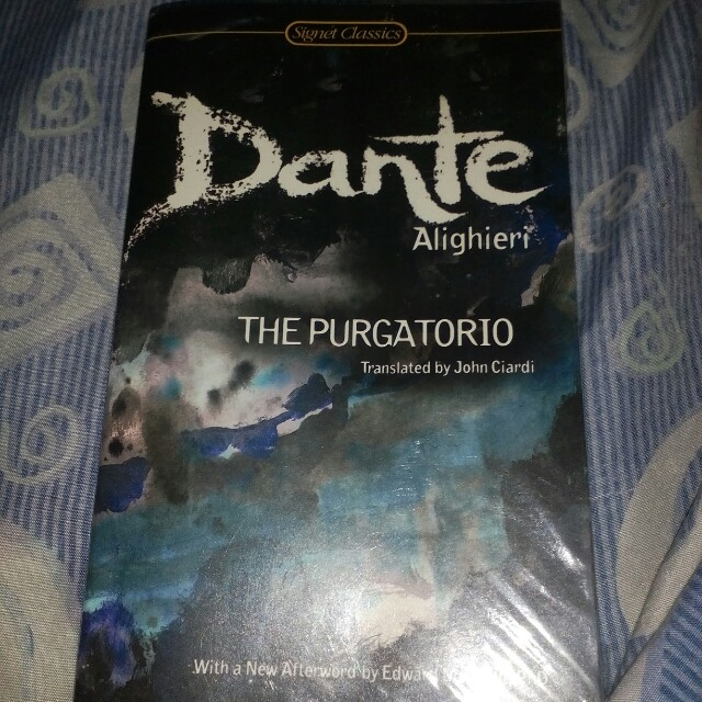 The Purgatorio by Dante Alghieri