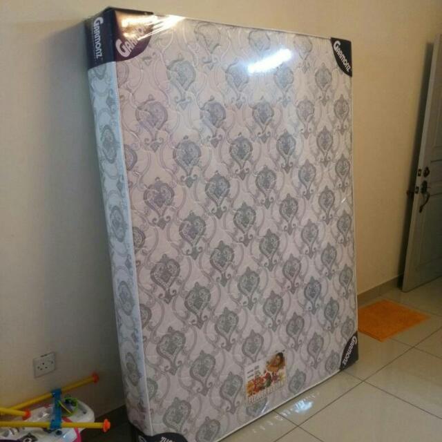 Tilam Murah Queen Size 8 Inch 5 Years Warranty