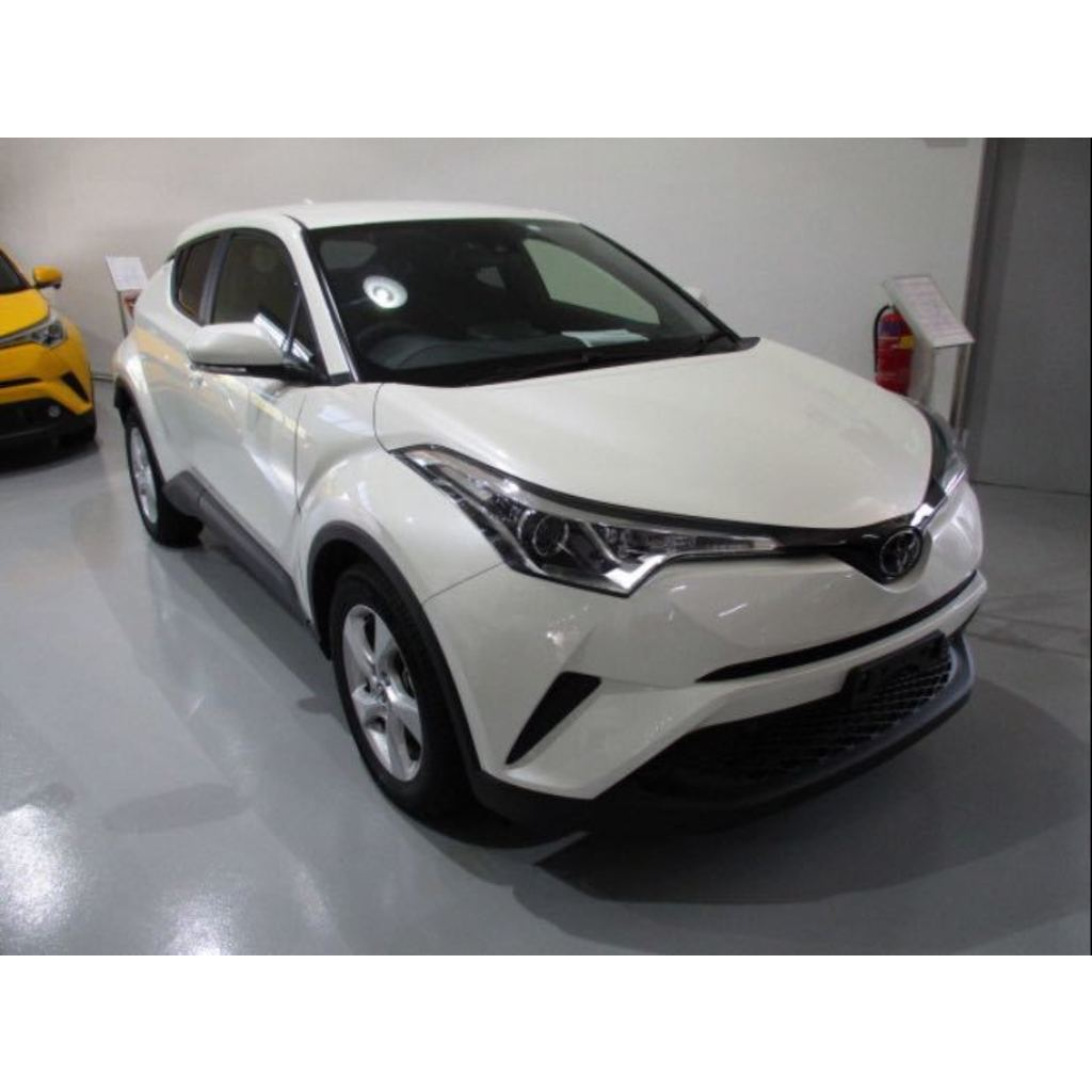 Toyota C-HR 1.2 S-TURBO 4WD AUTO