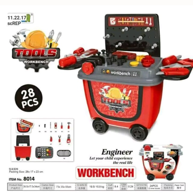 Workbench (Engineering) Playset
