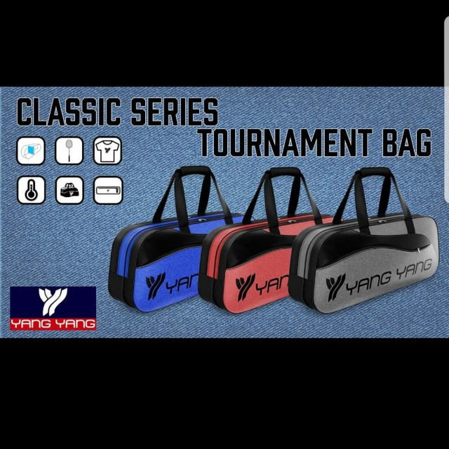 Yang Yang Badminton Bag Sports Sports Apparel On Carousell