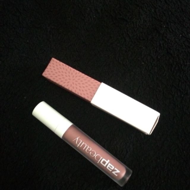 ZAP matte lipstick