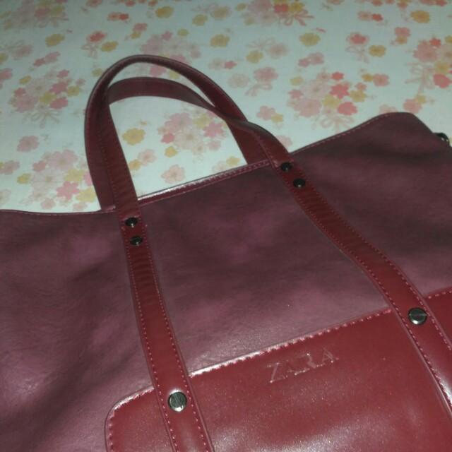Zara Basic Trafaluc Bag