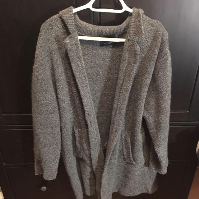 Zara knit jacket