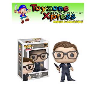 Kingsman Harry Pop! Vinyl Figure (#462)