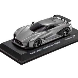 Nissan concept 2020 模型車