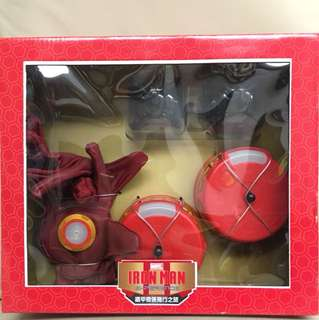 Ironman power push role play action set