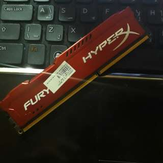 HyperX 4gb DDR