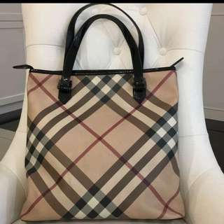💯Authentic Burberry Tote Bag