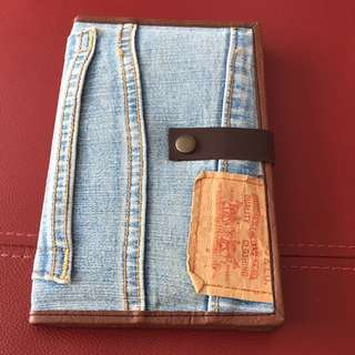 Levi's Design Notebook / Jotter