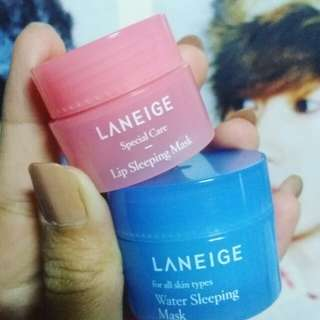 GOOD NIGHT with LANEIGE