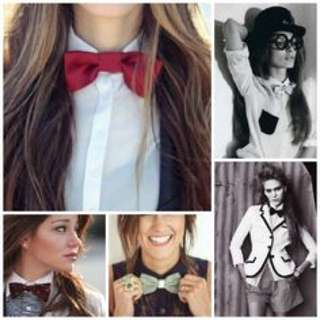 Fashion Bow Ties 🎀