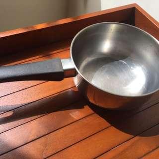 🚚 小不鏽鋼單手鍋 14.5cm