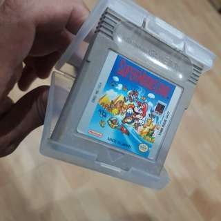 Super Mario Land for Gameboy Classic