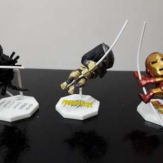 Iron Man and Alien vs Predator