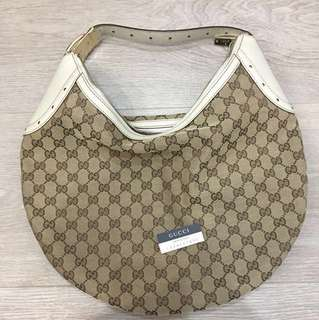 Gucci Bag (authentic; 90% new; no foul smell; clean)