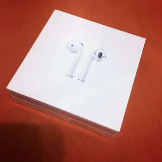 APPLE AirPods 全新未拆封