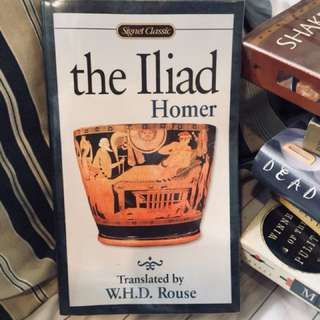 Homer's The Iliad