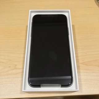 Brand new iPhone x black 256gb