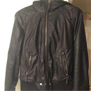 Garage Leather Jacket
