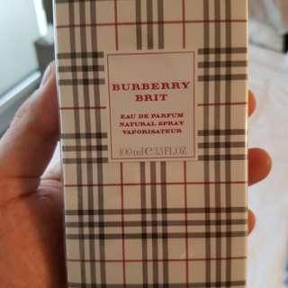 Women's Burberry perfume. Burberry BRIT