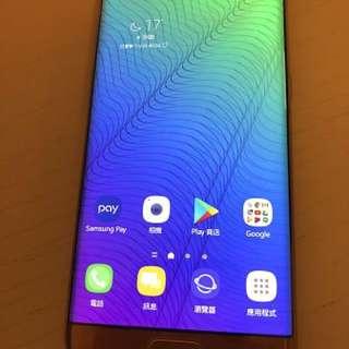 Samsung Galaxy S7 edge 32GB 玫瑰金色