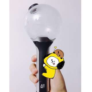 BTS OFFICIAL ARMY BOMB VER 2