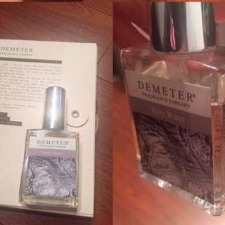 Demeter Scent Library Cologne. Clean Perfume