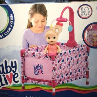 Baby Alive - Doll Play Yard