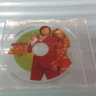 Austin Powers Memorabillia Disc #15