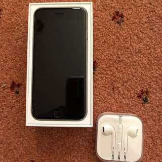 iPhone 6s Space Grey 64gb