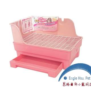 ╟Engle╢【現貨】Marukan MR-381 抽屜式兔廁所 便盆