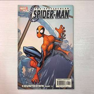Brand new, Marvel comics The Spectacular Spiderman Countdown Part 3 comic book