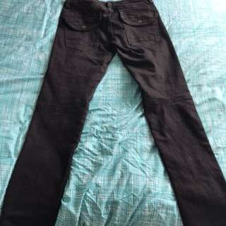 Glassons Black jeans size 10